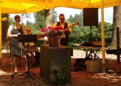Jazz im Café Nobis, Münster (2012)