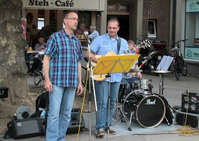 Borkener Stadtmusik 2014