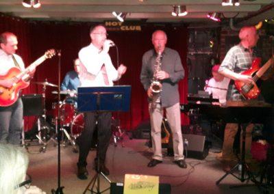 Hot Jazz Club Münster - 27.11.2016