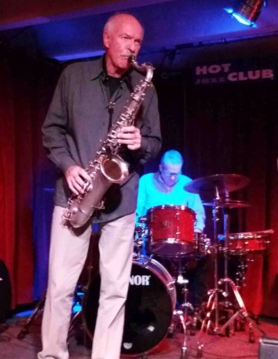 Hot Jazz Club (11/2017)