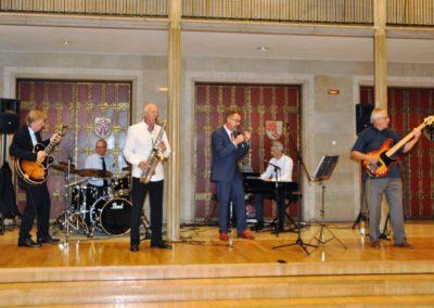 BlueSwing beim VdK im Festsaal des Stadtweinhauses